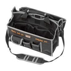 Szerszám tároló táska, vállpánttal 400 x 270 x 320 mm