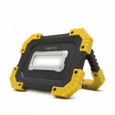 Multifunkciós LED reflektor, 16W, Li-ion akkumulátorral