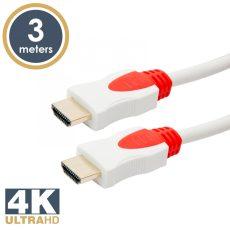 HDMI - HDMI kábel, 3m-es (szerelt kábel)