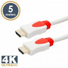 HDMI - HDMI kábel, 5m-es (szerelt kábel)