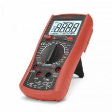 Digitális multiméter (TRUE RMS) hőmérséklet méréssel - MAXWELL