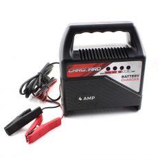 Akkumulátor töltő - 4A, 12V